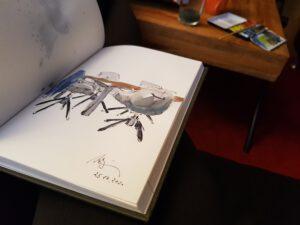 Malen und Zeichnen zuhause
